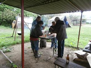 Photo: Előkészület a finom ragu leveshez.