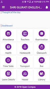 SHRI GUJRATI ENGLISH MEDIUM SCHOOL for PC-Windows 7,8,10 and Mac apk screenshot 3