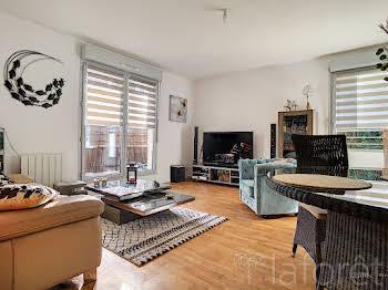 Appartement 3 pièces 64,4 m2
