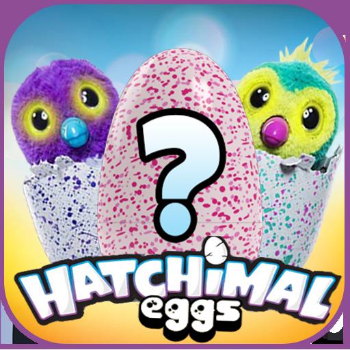 Surprise Eggs Hatch