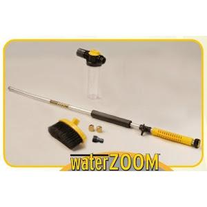 Water Zoom - Echipament pentru spalare