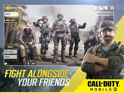 Call of Duty Mobile APK+OBB 9