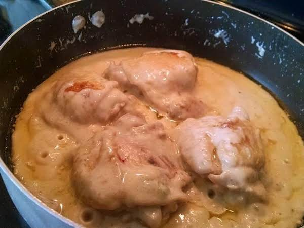 Mom's Cream Of Mushroom Soup Chicken Recipe