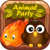 Party Animal Free Match 3 Game