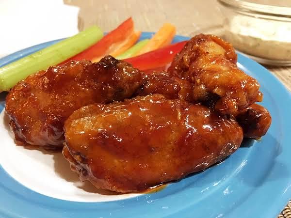 Triple Chili Wing Sauce Recipe