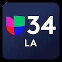 Univision 34 Los Angeles icon