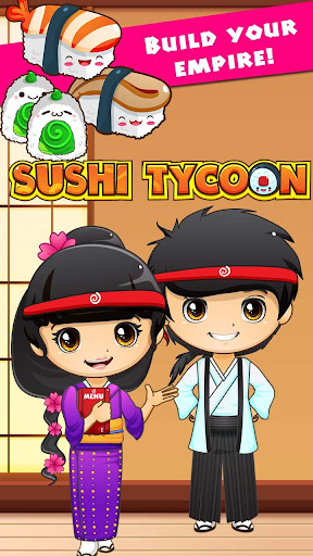 Tokyo Sushi Diner - Japanese Restaurant Idle Game  captures d'écran 1
