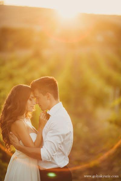 Wedding photographer Yuriy Golyak (golyak). Photo of 11.09.2014