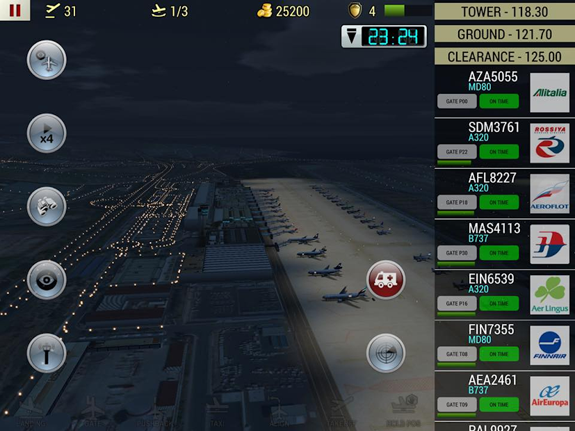 app to listen to air traffic control