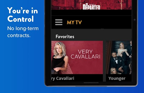 SLING: Live TV, Shows & Movies Screenshot
