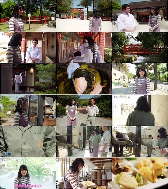 (TV-Variety)(720p) 横山由依 – がはんなり巡る 京都いろどり日記 ep35 160518