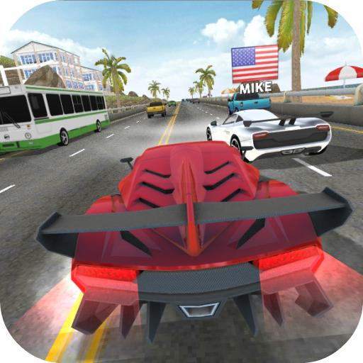 Car Racing Online Traffic (game)