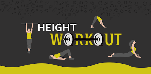 Height Increase Home Workout Tips: Diet program for PC