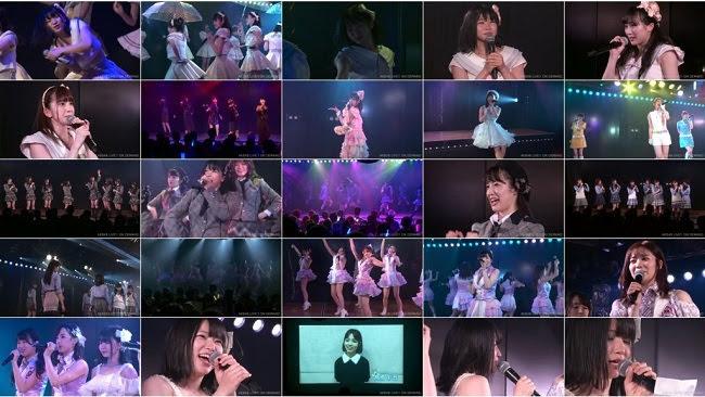 190518 (720p) AKB48 チーム8 湯浅順司「その雫は、未来へと繋がる虹になる。」公演 横道侑里 卒業公演