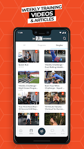 The Run Experience: Running Coach & Home Workouts 2