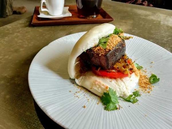 走進老宅回味台灣刈包的魅力~飲周公+Eat Bao Lab.刈包餐廳