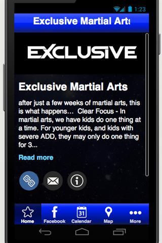 Exclusive Martial Arts
