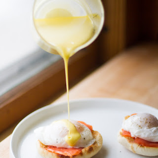 Olive Oil Hollandaise.