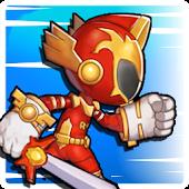 Costume Running Hero