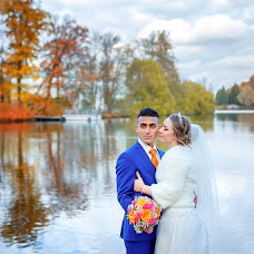 Wedding photographer Ilya Kruglyanskiy (akRiL). Photo of 28.10.2017
