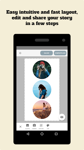 Story Maker - Create stories to Instagram 2.9.97 screenshots 2