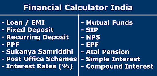 Interest rates of post office small savings schemes.