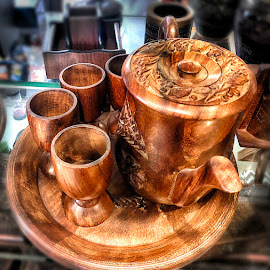 by Abdul Rehman - Artistic Objects Cups, Plates & Utensils (  )