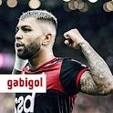 Wallpaper Gabigol do Flamengo Unofficial icon