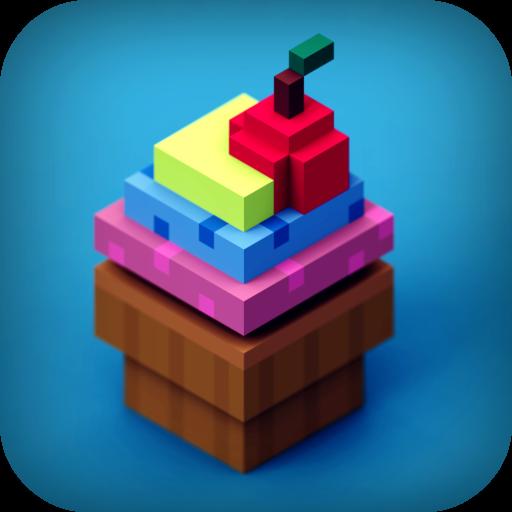 糖果女孩工艺: 甜矿山开采 - 创意游戏 模擬 App LOGO-APP開箱王