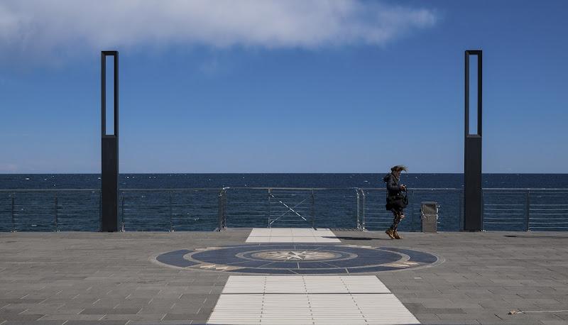 vento sul mare  di Zerosedici