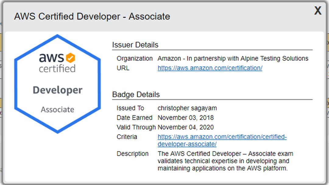 Freelance google cloud AWS certified developer - Technical