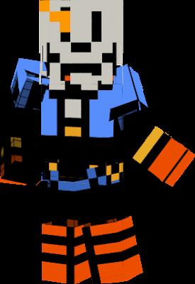 disbelief papyrus   Nova Skin