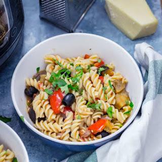 Vegetable Stock Pasta Recipes.