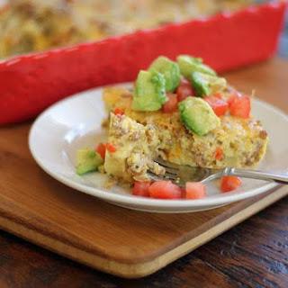 Sausage and Potato Frittata Recipe