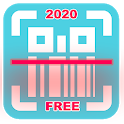 QR code reader & Barcode scanner icon