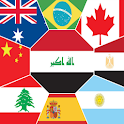 flags Guess 2020 for kids & adults icon