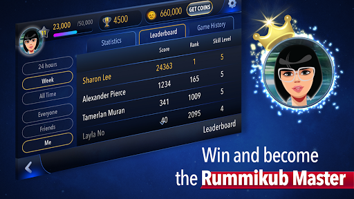 Rummikubu00ae screenshots 5