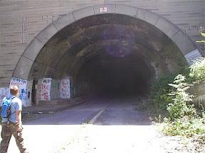 Sideling Hill western portal
