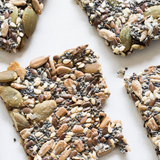 Seed Crackers (Gluten and Dairy Free) Recipe