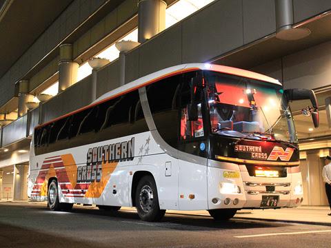 南海バス「サザンクロス」銚子線 ・478