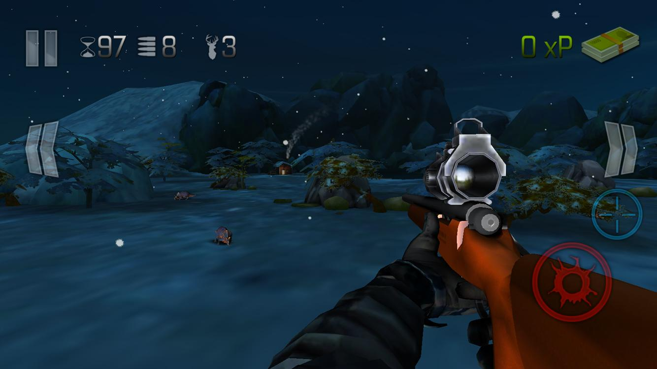 Screenshots of Dinosaur Hunter Sniper for iPhone