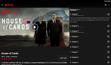 Netflix 3.14.2 build 5186 screenshot 24646