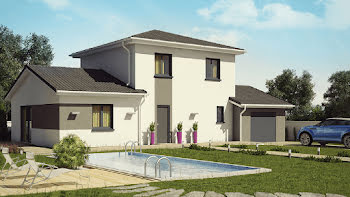 maison à Brézins (38)