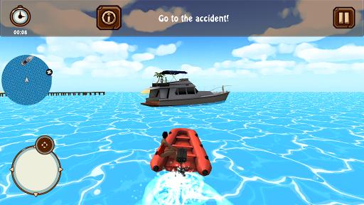 Beach Lifeguard Rescue скачать на планшет Андроид