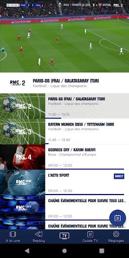 RMC Sport 7.0.3 screenshots 4
