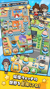 妖怪ウォッチ ぷにぷに Apk  Download For Android 5