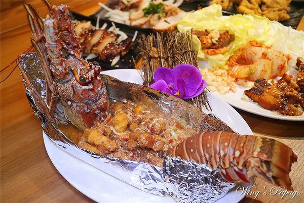 泗商食堂。高CP值日式居酒屋/台北中山區燒烤/宵夜、聚餐/母親節餐/日式串燒體驗。
