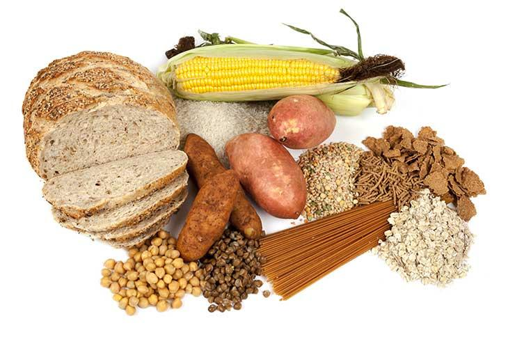 Image result for complex carbohydrate image
