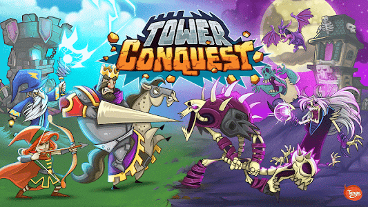Tower Conquest 22.00.20g (Mod Money)