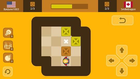 Push Maze Puzzle MOD (Unlimited Gold/Items) 7